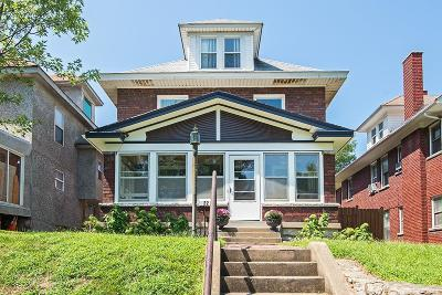 Kansas City Single Family Home For Sale: 22 N Thorpe Street