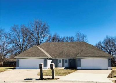 St Joseph Multi Family Home For Sale: 4612 Hunters Glen Drive