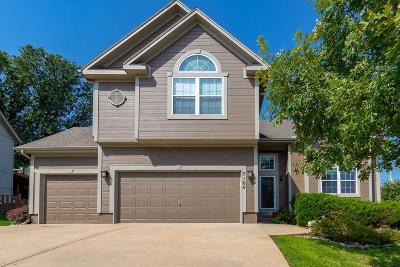 Single Family Home For Sale: 7100 Woodland Drive