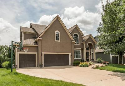 Overland Park Single Family Home For Sale: 14311 Reeder Street