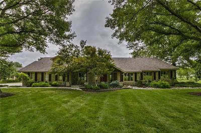 Stilwell Single Family Home For Sale: 6901 W 181st Street