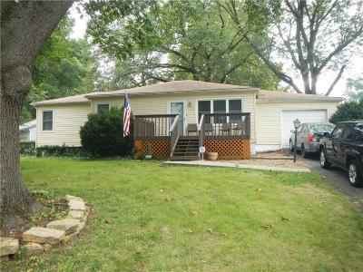 Lansing Single Family Home For Sale: 110 Crestview Terrace