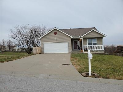 Platte City Single Family Home For Sale: 15335 NW 126th Street