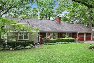 Leawood Single Family Home For Sale: 9526 Lee Boulevard