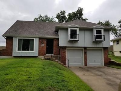 Overland Park Single Family Home For Sale: 9352 Goddard Street