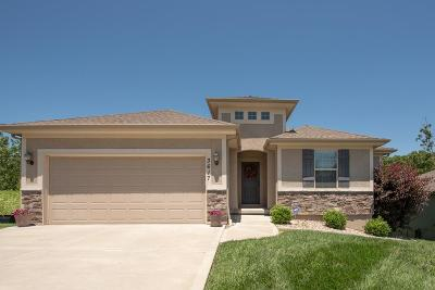 Kansas City Single Family Home For Sale: 3617 N 112th Terrace