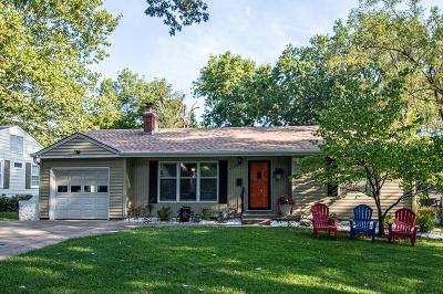 Prairie Village Single Family Home For Sale: 4904 W 71st Street