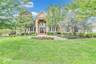 Overland Park Single Family Home For Sale: 5700 Golden Bear Drive