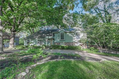 Leawood Single Family Home For Sale: 8127 Sagamore Road