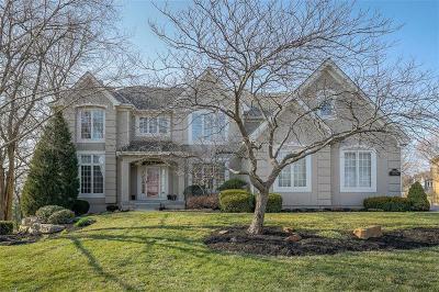 Lenexa Single Family Home For Sale: 20520 W 95th Street