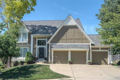 Shawnee Single Family Home For Sale: 14010 W 71st Terrace