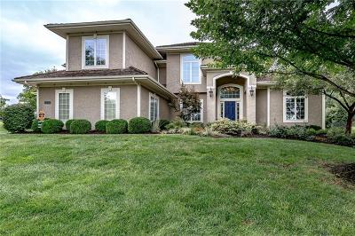 Leawood Single Family Home For Sale: 13845 Meadow Circle