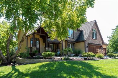 Overland Park Single Family Home For Sale: 10821 W 148th Street