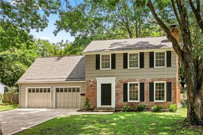 Overland Park Single Family Home For Sale: 9607 Granada Street