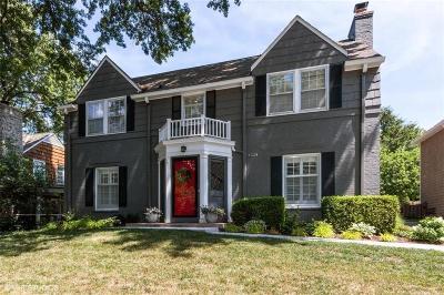 Kansas City Single Family Home For Sale: 1024 Romany Road