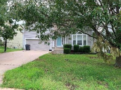 Olathe Single Family Home Auction: 16192 W 157th Terrace