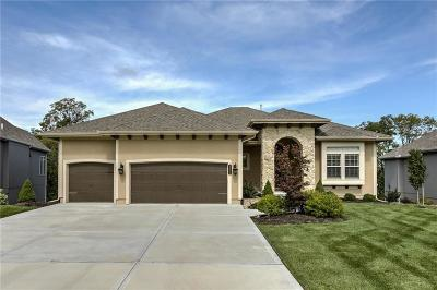 Olathe KS Single Family Home For Sale: $535,000