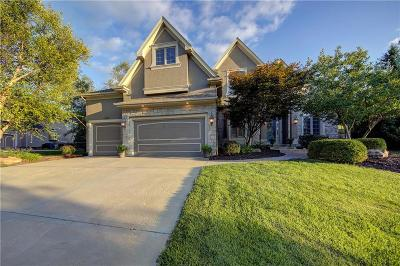 Overland Park Single Family Home For Sale: 9805 W 145th Street