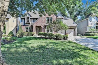 Lenexa Single Family Home For Sale: 8441 Hallet Street