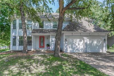 Lenexa Single Family Home For Sale: 14022 W 113th Terrace