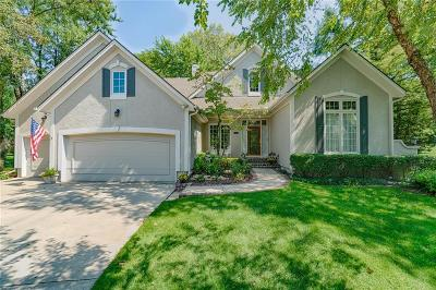 Leawood Single Family Home For Sale: 13249 Delmar Court