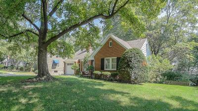 Cass County, Clay County, Platte County, Jackson County, Wyandotte County, Johnson-KS County, Leavenworth County Single Family Home For Sale: 5321 Norwood Road