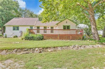 Gardner Single Family Home For Sale: 15300 Lake Road 1