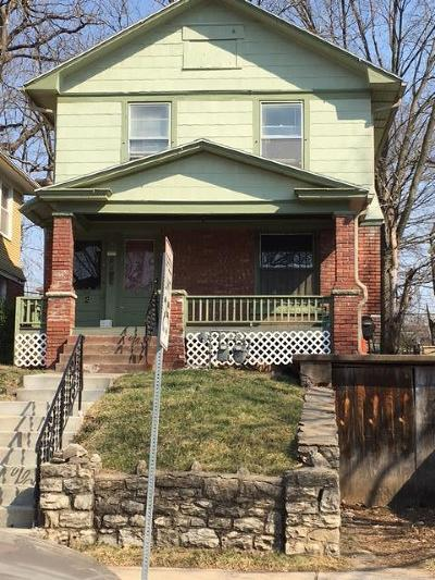 Multi Family Home For Sale: 4127 Charlotte Street