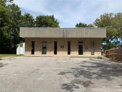 Warrensburg, Knob Noster Commercial For Sale: 215 Gay Street