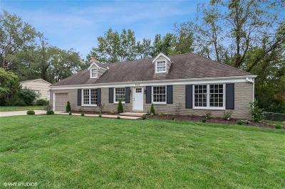 Leawood KS Single Family Home For Sale: $430,000