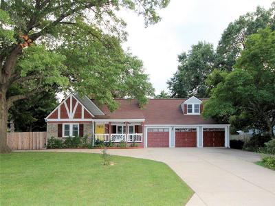 Overland Park Single Family Home For Sale: 6501 W 65th Terrace