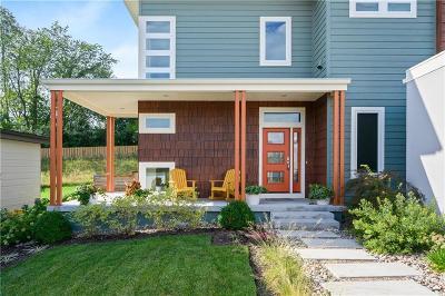 Kansas City Single Family Home For Sale: 617 NE 100th Street
