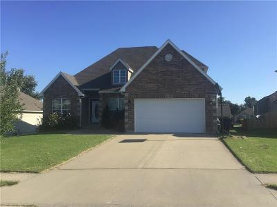 Warrensburg Single Family Home For Sale: 1219 Cypress Court