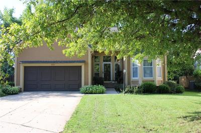 Overland Park Single Family Home For Sale: 8604 W 152 Terrace
