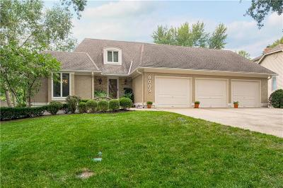 Overland Park Single Family Home For Sale: 8005 W 114th Terrace