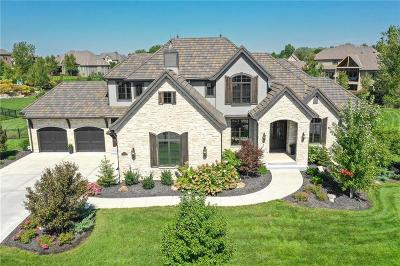 Overland Park KS Single Family Home For Sale: $1,175,000