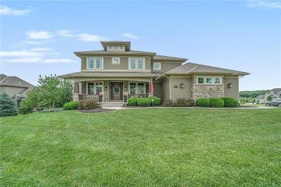Overland Park Single Family Home For Sale: 16433 Westgate Street