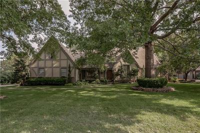 Leawood KS Single Family Home For Sale: $729,000