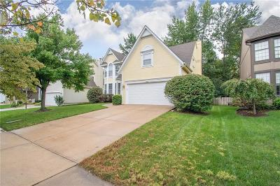 Overland Park Single Family Home For Sale: 11223 W 116th Terrace