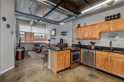 Kansas City Condo/Townhouse For Sale: 321 W 7th Street #502