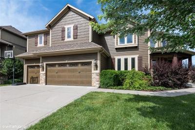 Olathe Single Family Home For Sale: 11323 S Gander Street