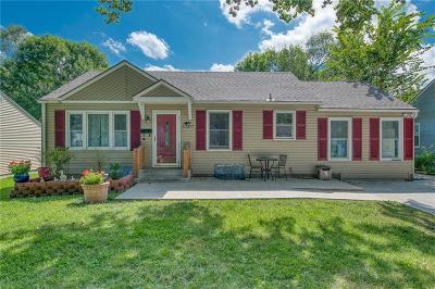 Roeland Park KS Single Family Home For Sale: $237,500