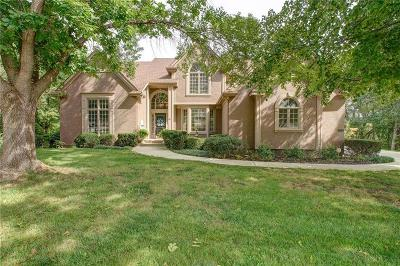 Independence Single Family Home For Sale: 3301 Dominion Drive