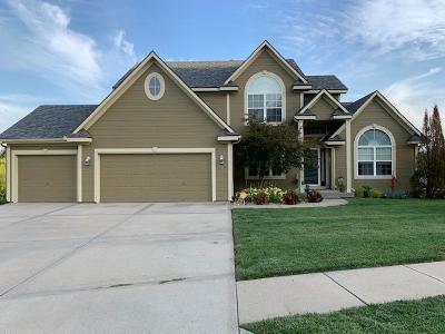 Liberty Single Family Home For Sale: 921 Redwood Circle