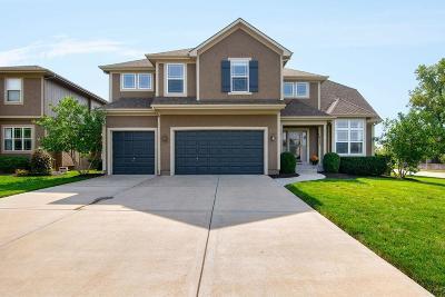 Olathe KS Single Family Home For Sale: $415,000