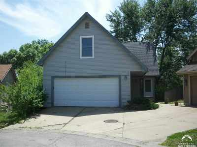 Lawrence KS Single Family Home For Sale: $99,900