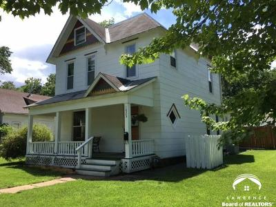 Single Family Home Sold: 1823 Barker Ave.
