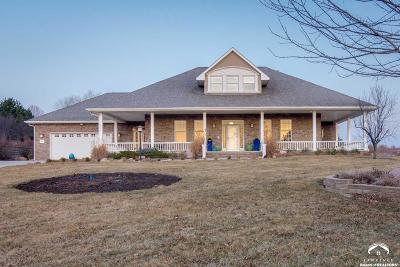 Topeka Single Family Home Under Contract: 5027 NW Fielding Court