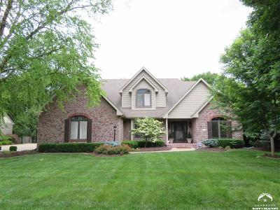 Lawrence Single Family Home For Sale: 4629 Muirfield Dr.