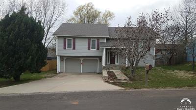Eudora Single Family Home For Sale: 1411 Acorn Street